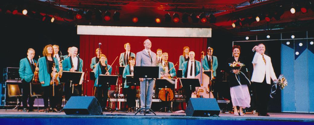 Promenadeorkestret med Dario Campeotto 1998