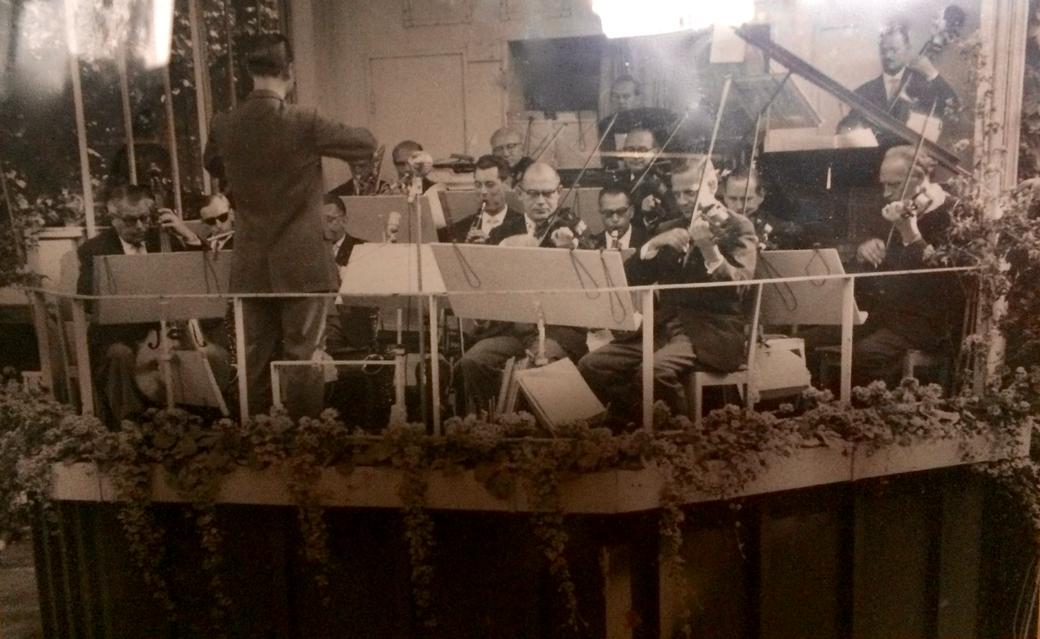 Promenadepavillonen cirka 1960