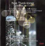 Promenadeorkestret cd cover nye tivoli-toner