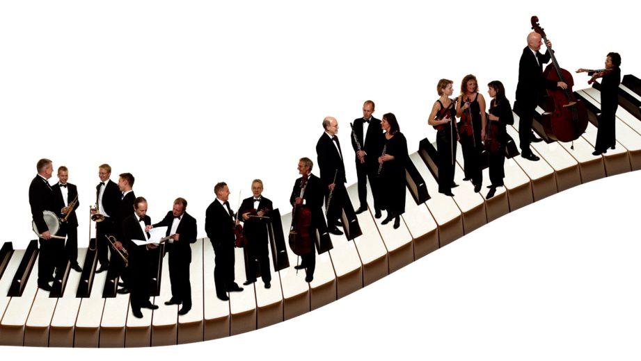 Promenadeorkestret lever