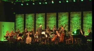 Promenadeorkestret kommer igen i 2017 til Nordlandshallen i Allinge